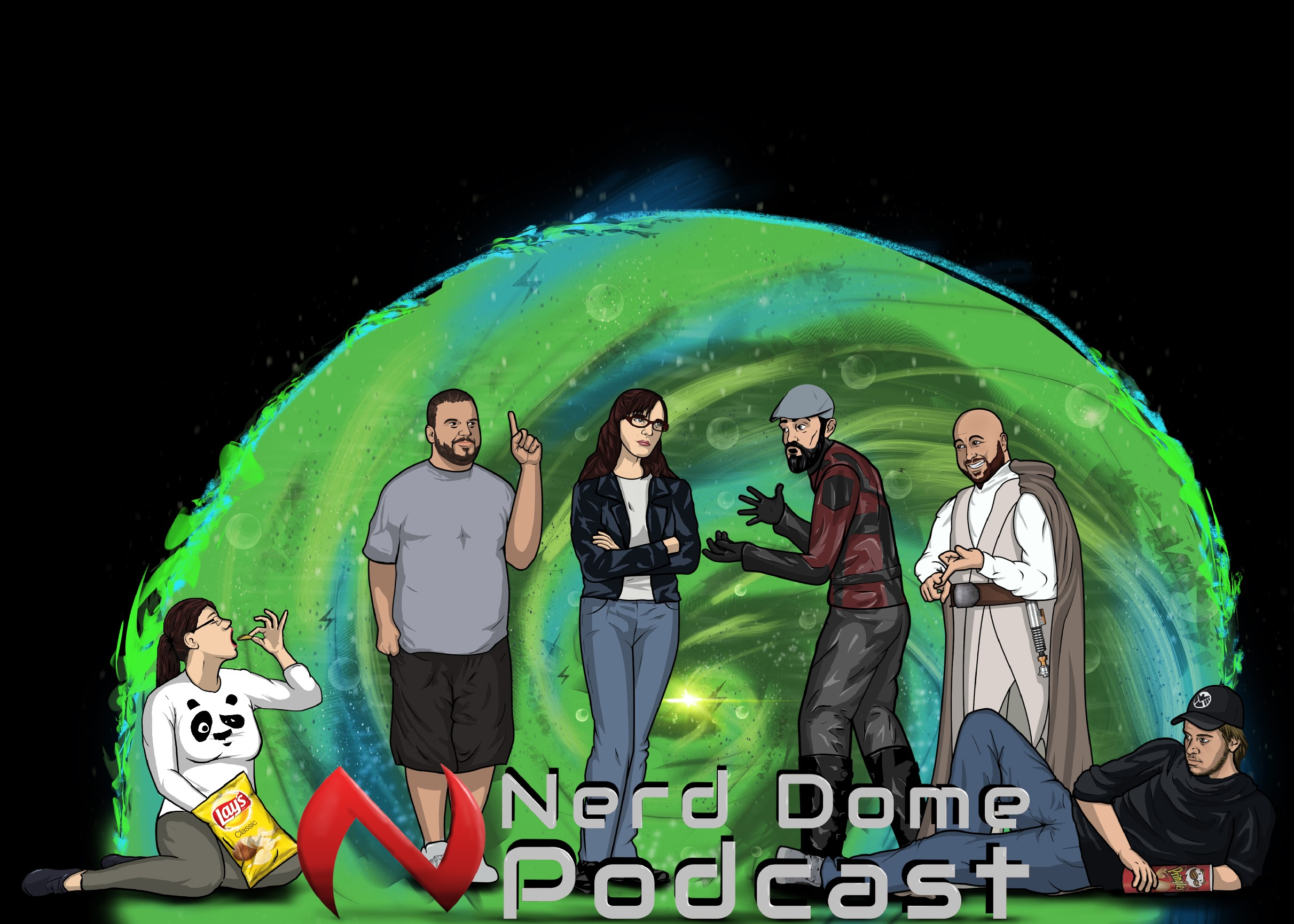 The Nerd Dome Podcast